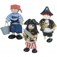 Budkins Pirates Gift Pack