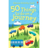 Activity Cards: 50 things to do on a journey