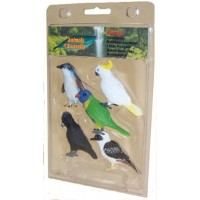 Animals of Australia Birds Pack