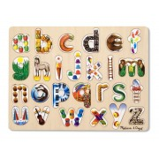 English Alphabet Art Puzzle