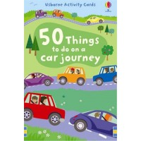 Activity Cards: 50 things to do on a car journey