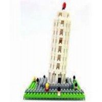 Leaning Tower of Pisa Nanoblocs