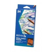 Reeves Watercolour Pencils - set of 24