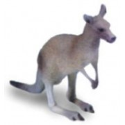 Small Kangaroo Figurine