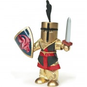 Budkins Sir Ingot The Gold Knight