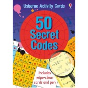 Activity Cards: 50 Secret Codes