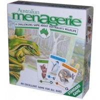 Australian Menagerie Board Game