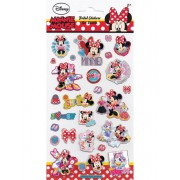 Minni Mouse Small Foil Stickers