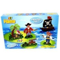 Hama Beads 3000 Piece Set - Pirates 3229