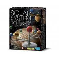 4M Kidz Labs Solar System Planetarium Model Making Kit