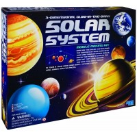 4M 3D Solar System Mobile Making Kit