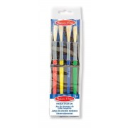 Medium Paint Brushes(set of 4)