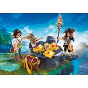 Playmobil Pirate Treasure Hideout 6683