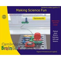 Cambridge Brainbox Making Science Fun Kit