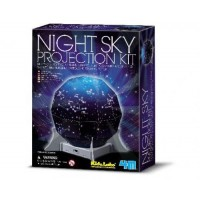 4M Kidz Labs Create A Night Sky Projection Kit