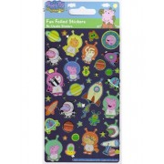 Peppa Pig & George Small Foil Stickers