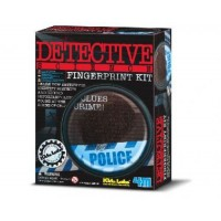 4M Kidz Labs Detective Science Fingerprint Kit