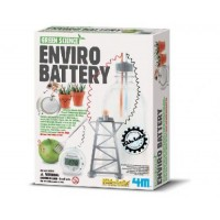 4M Kidz Labs Enviro Battery - Envrionmentally friendly battery