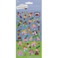 Ben & Holly's Little Kingdom Large Foil Stickers