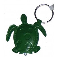 Turtle Torch Keychain