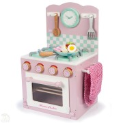 Honeybake Oven & Hob Set (Pink) - Le Toy Van