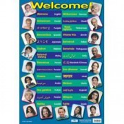 Welcome Wall Chart