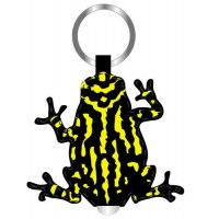 Corroboree Frog Torch Keychain