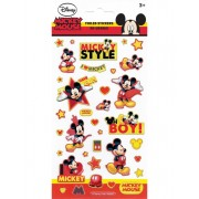 Mickey Mouse Small Foil Stickers