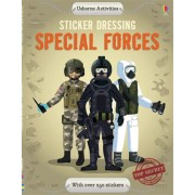 Sticker Dressing: Sticker Dressing: Special Forces