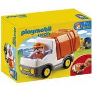Playmobil 6774 1, 2, 3 Recycling Truck