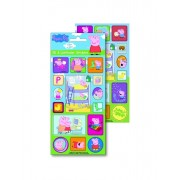 Peppa Pig 3D lenticular Stickers