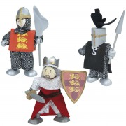 Budkins Crusaders Gift Set