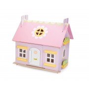 Daisy's Cottage With Furniture  - Le Toy Van