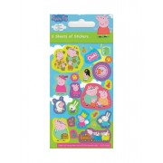 Peppa Pig Party Pack Stickers