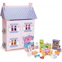 Bella's House With Furniture  - Le Toy Van