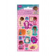 Doc McStuffins Party Pack Stickers