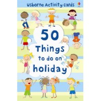Activity Cards: 50 things to do on holiday