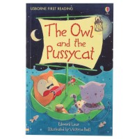 Usbourne First Reading Level Four: The Owl and the Pussycat
