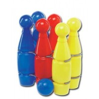 6 Piece Skittle Set