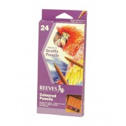 Reeves Coloured Pencils - set of 24