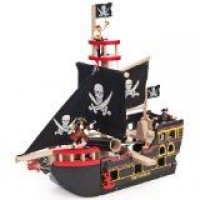 Barbarossa Pirate Ship - Le Toy Van