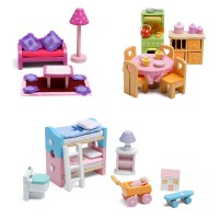 Deluxe Starter Furniture Set - Le Toy Van