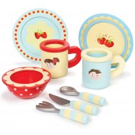 Honeybake Dinner Set  - Le Toy Van