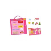 My Calendar - Magnetic Wall Chart Pink Small