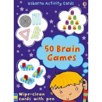 Activity Cards: Brain Games