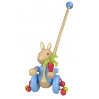 Beatrix Potter's Peter Rabbit Push along