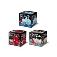 4M Crystal Growing Kit - Grow colourful crystals