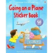 First Experiences Sticker Books: Going on a Plane Sticker Book