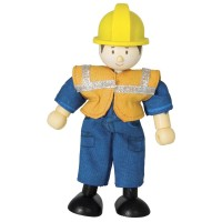 Budkins Alfie The Construction Worker
