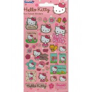 Hello Kitty Small Foil Stickers